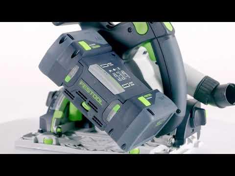 Festool batteridrevet dykksag TSC55