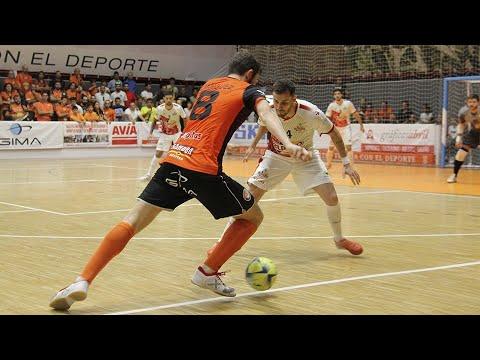 Aspil-Jumpers Ribera Navarra - ElPozo Murcia - Jornada 3 Temporada 2019/2020