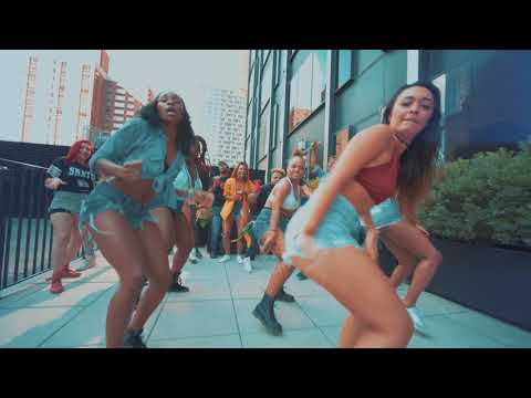 Kranium - Can't Believe ft. Ty Dolla $ign & WizKid (Dance Video)