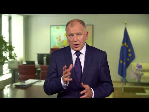 EU Commissioner for Health Vytenis Andriukaitis for the ECPC Annual Congress 2018