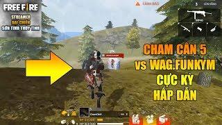 Free Fire | Đôi bạn thân AS và Gil chung 1 kết cục - Cham Cân 5 tấu hài cực mạnh | Rikaki Gaming