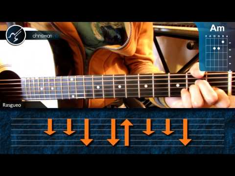 Baixar Como tocar When I was Your Man BRUNO MARS en Guitarra (HD) Tutorial Acordes