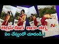 Adah Sharma Workout Saree Video Goes Viral..