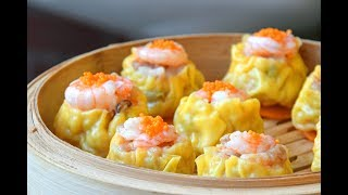 Siumai, from scratch - How to Make Cantonese Dim Sum style Siu Mai (烧卖)