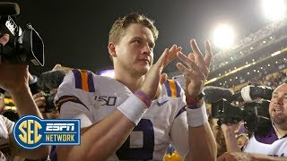Joe Burrow's LSU legend will live forever - Ryan McGee | Marty & McGee