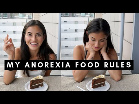 Challenging 5 Anorexia Food Rules | Eating Disorder Recovery