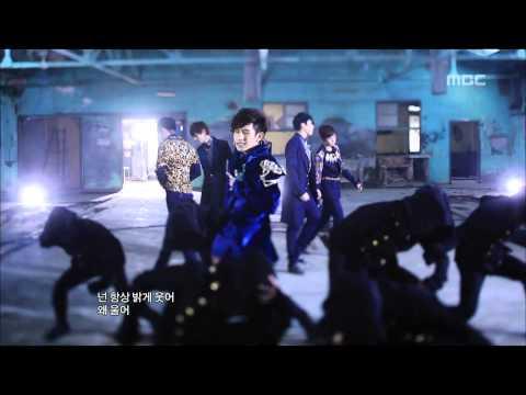 Boyfriend - Janus, 보이프렌드 - 야누스, Music Core 20121110