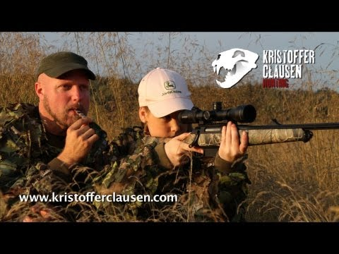 Kristoffer Clausen Hunting TV, Episode 2, Calling foxes and roebucks