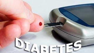 تشخيص مرض السكرى د/إبراهيم أحمد المرزوقى