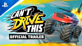 Can't drive this :  bande-annonce