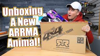 Ready To Blast! ARRMA Vorteks 4x4 3S BLX RC Truck Unboxing | RC Driver