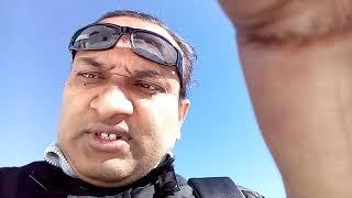 Enjoy in auli at 10200 feet - YouTube