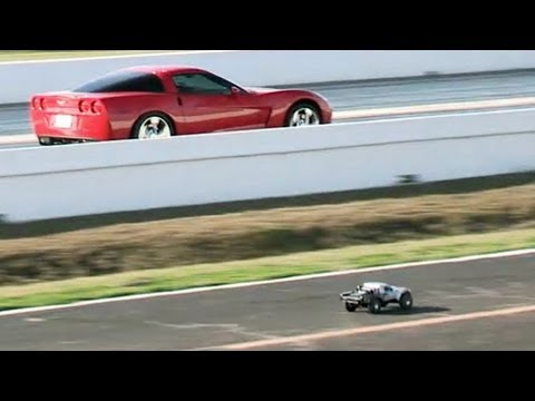 RC Cars vs Real Cars