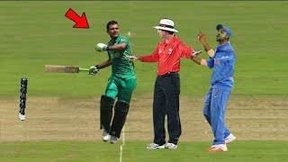 Top 10 biggest fights in cricket history