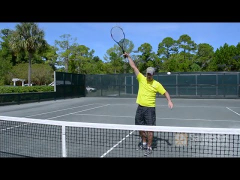 How to play tennis | Overhead Swing Tips