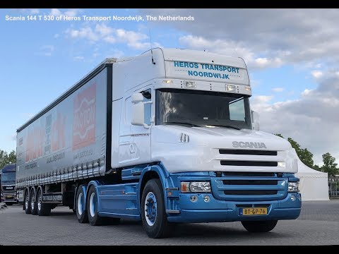 Heros Scania 144T 530