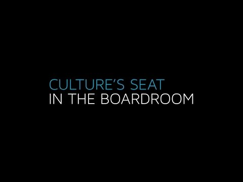 Culture's Seat in the Boardroom