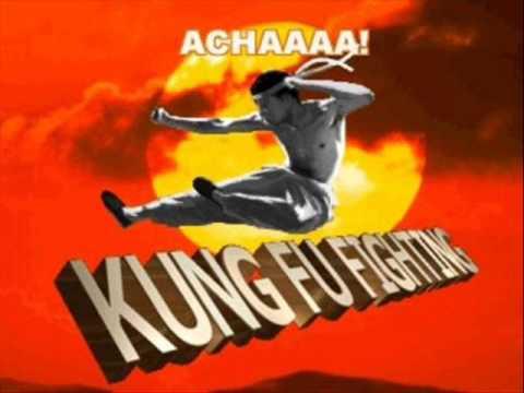 Kung Fu Fighting - Bus Stop feat. Carl Douglas