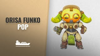 "Overwatch Orisa Funko Pop And Some Of Her Friends!: Funko Pop Games: Overwatch - 6"" Orisa"