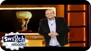 TV Total: Der Fahrradsattel