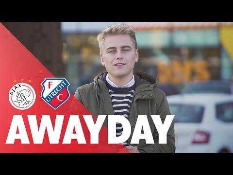 AWAYDAY | Met vertrouwen op naar Ajax-uit