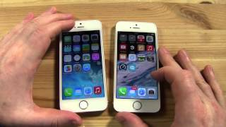 iPhone 5S Copy Comparison  with Apple iPhone 5S original