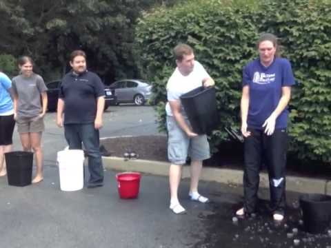 Brave River Solutions does the ALS Ice Bucket Challenge