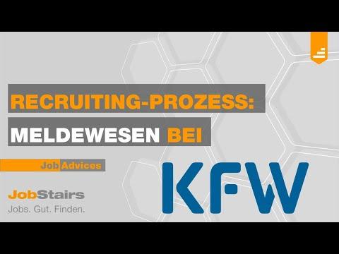 Recruiting Video KfW Bankengruppe Spezialist Meldewesen (m/w)