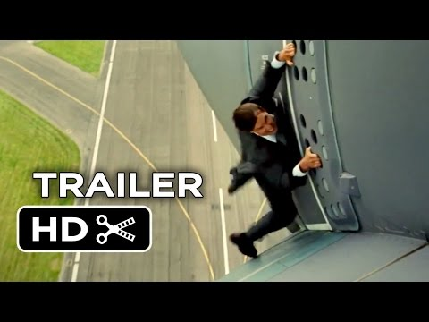 Mission: Impossible Rogue Nation Official Trailer