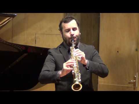 Nicolas Arsenijevic, Françoise Buffet, Sonate pour flûte et piano - Serge Prokofiev