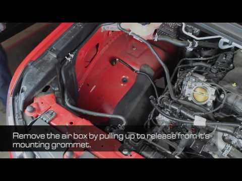 How To Install aFe Power 15-16 GM Colorado/Canyon V6-3.6L Intake System Installation 51/54-74106