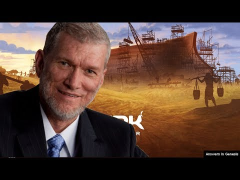 Ken Ham - Noah Ark Encounter - Smashpipe Nonprofit