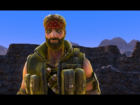 Chuck Norris Fights Everything in Ultimate Epic Battle Simulator