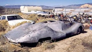 12 Most Exclusive Abandoned Cars Found
