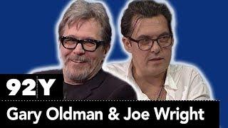 Gary Oldman and director Joe Wright discuss their new film, Darkest Hour