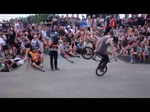BMX Flatland Denmark / Roskilde Festival #RF16