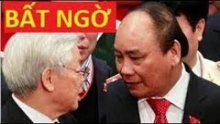 Nguyễn Xuân Phúc bất ngờ ngả theo Trần Đại Quang chống Nguyễn Phú Trọng