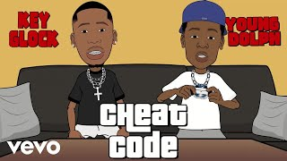 Young Dolph, Key Glock - Cheat Code (Visualizer)