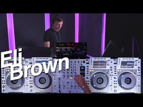 Eli Brown - DJsounds Show 2018