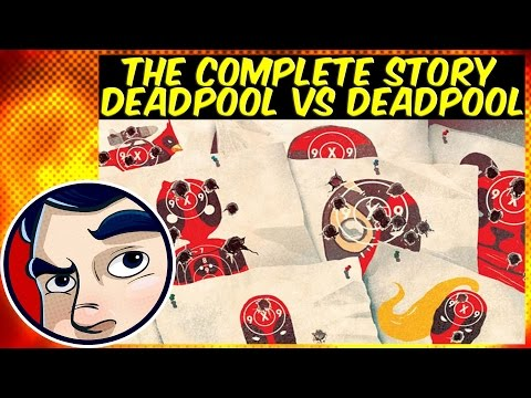 Deadpool Kills Deadpool - Complete Story