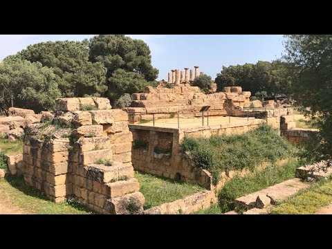 Pondering Sicily's Past at the Valley of the Temples