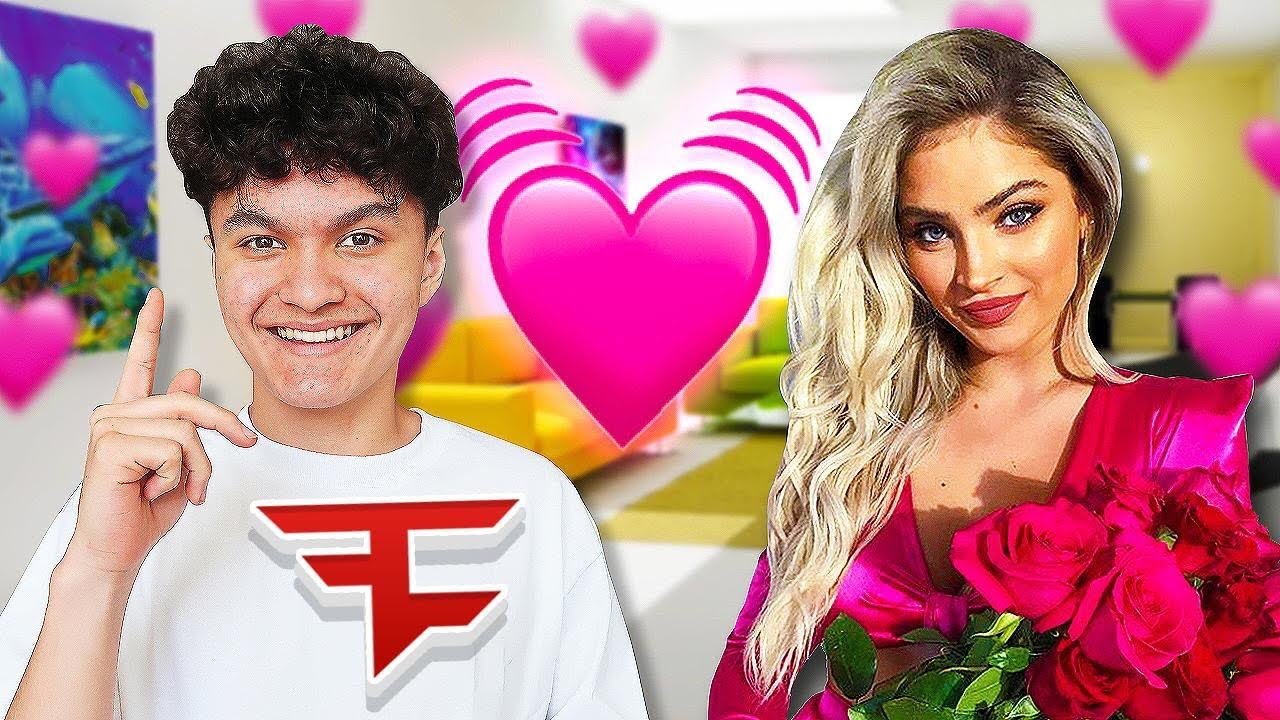 Little Brothers CRUSH Reacts to Joining FAZE! (FaZe Jarvis' NEW Girlfriend)