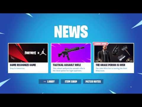Fortnite Update Version 2.43