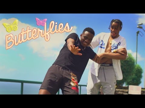 AJ Tracey - Butterflies (ft. Not3s)