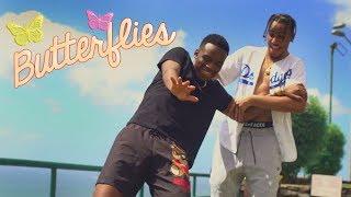 AJ Tracey - Butterflies (ft. Not3s)