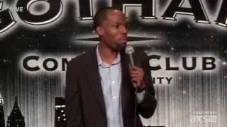 Ambrose Jones- Gotham Stand Up Live Comedy (Funny Videos) - Rising Comedian