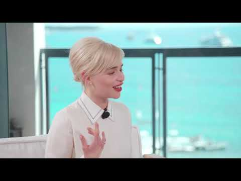 Emilia Clarke on the 'Solo' directorial change