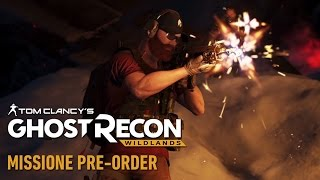 Tom Clancy's Ghost Recon Wildlands Trailer: The Peruvian Connection - Missione Bonus Pre-Order