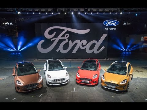 Next Generation Ford Fiesta