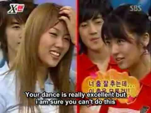 #41 Dangyunhaji - Eun Hye shows her love for KJK (en).flv